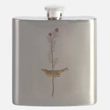 Audubon Selby's Fly Catcher Flask