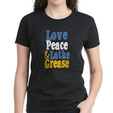 Love Peace & Latke Grease T-Shirt