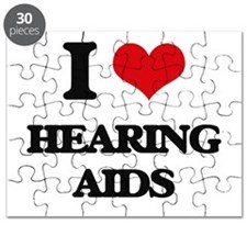 I Love Hearing Aids Puzzle