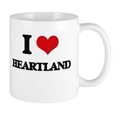 I Love Heartland Mugs