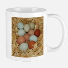 Eggs in a Nest Mugs