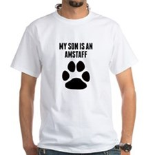 My Son Is An AmStaff T-Shirt
