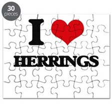 I Love Herrings Puzzle