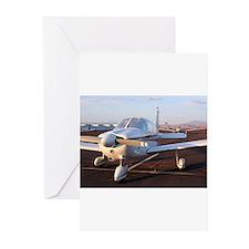 Aircraft at Page, Arizona, USA 8 Greeting Cards