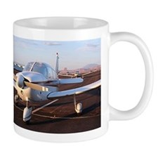 Low wing Aircraft at Page, Arizona, USA 8 Mugs