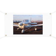 Low wing Aircraft at Page, Arizona, USA 8 Banner