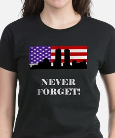 9-11: Never Forget Tee
