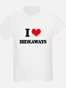 I Love Hideaways T-Shirt