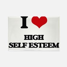 I love High Self Esteem Magnets