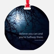 Cute Quotes Ornament