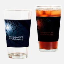 Unique Journey Drinking Glass