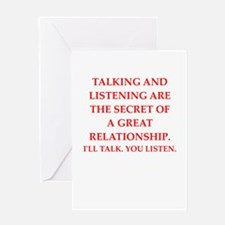 relationship Greeting Cards