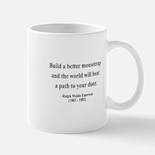 Ralph Waldo Emerson 8 Mug