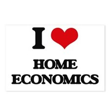 I Love Home Economics Postcards (Package of 8)