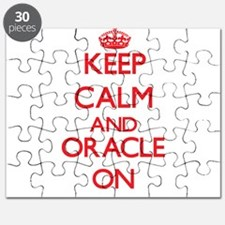 Keep Calm and Oracle ON Puzzle