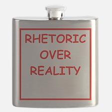 rhetoric Flask