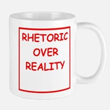 rhetoric Mugs