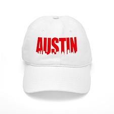 Austin Texas Skyline Baseball Cap