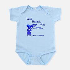 VENI-NATAVI-VICI Infant Bodysuit