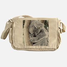 Sleeping Koala baby Messenger Bag