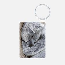 Sleeping Koala baby Keychains
