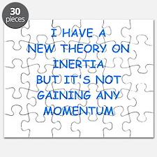 inertia Puzzle