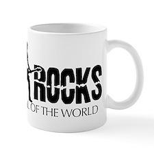 Austin Rocks Mug Mugs