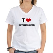 I Love Hot Chocolate T-Shirt