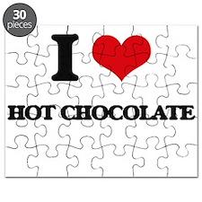 I Love Hot Chocolate Puzzle