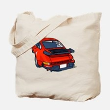 Cute Race car Tote Bag