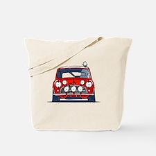 Funny Autos Tote Bag