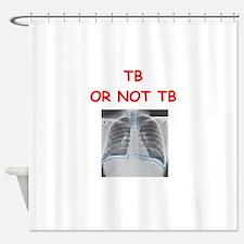 radiology Shower Curtain