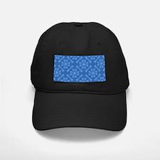 Deep Bluish Skies Kaleidoscope Baseball Hat