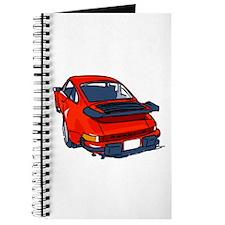 Fortitude's Porsche 911 Carrera ''A Whale Journal