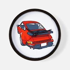 Fortitude's Porsche 911 Carrera ''A Wha Wall Clock