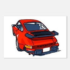 Fortitude's Porsche 911 C Postcards (Package of 8)