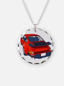 Fortitude's Porsche 911 Carr Necklace