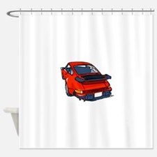 Fortitude's Porsche 911 Carrera ''A Shower Curtain