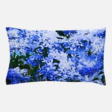 Deep Bluish Azalea Photo Pillow Case