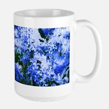 Deep Bluish Azalea Photo Mugs