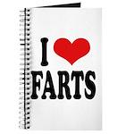 I Love Farts Journal