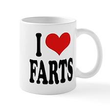 I Love Farts Mug