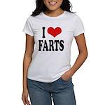 I Love Farts Women's T-Shirt