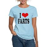 I Love Farts Women's Light T-Shirt