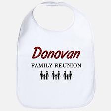 Donovan Family Reunion Bib