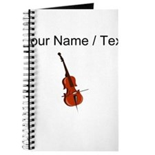 Custom Cello Journal