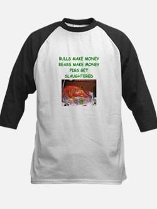 bulls and bears Baseball Jersey
