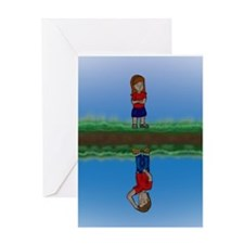 I Miss You Cover Art Greeting Cards