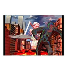 Smite the Pink Postcards (Package of 8)