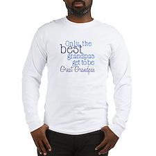 Cute Great grandpa Long Sleeve T-Shirt